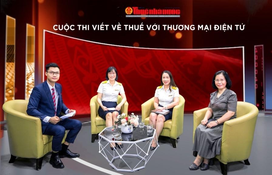 Tạp chí Thuế tổ chức cuộc thi viết về thuế với thương mại điện tử