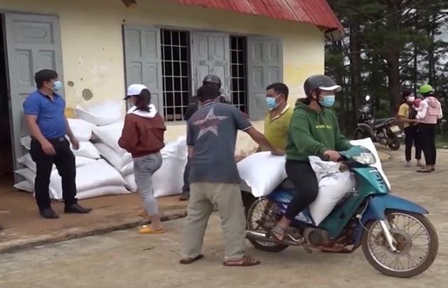 75,4 nghìn tấn gạo dự trữ quốc gia vừa mua sẽ được chuyển trực tiếp đến các tỉnh phía Nam