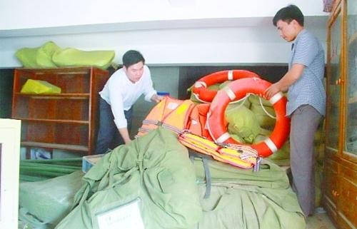 Khẩn trương xuất cấp vật tư dự trữ quốc gia để ứng phó với sự cố, thiên tai