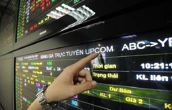 Tháng 10, nhà đầu tư nước ngoài mua ròng 59 tỷ đồng trên UPCoM