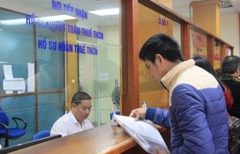 Thu nội địa 11 tháng, có 10/18 khoản thu sắc thuế hoàn thành dự toán