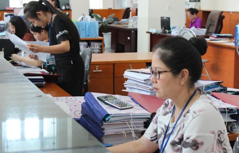 Xây dựng quy định kê khai, nộp và quản lý phí dịch vụ thanh toán của Kho bạc Nhà nước