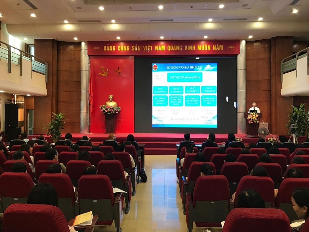 Doanh nghiệp tại Hà Nội được tập huấn các chính sách thuế mới