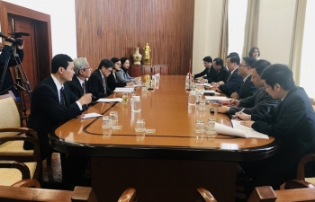 Tăng cường hợp tác kinh tế tài chính trong khối ASEAN