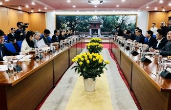 Nhật Bản là đối tác chiến lược trong quá trình cổ phần hoá doanh nghiệp nhà nước