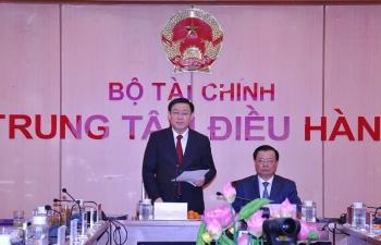 Phó Thủ tướng Vương Đình Huệ: Thu ngân sách đóng góp quan trọng với kinh tế vĩ mô