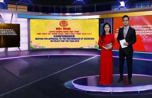 Cục Thuế Hà Nội tuyên dương 348 doanh nghiệp thực hiện tốt chính sách, pháp luật thuế năm 2019
