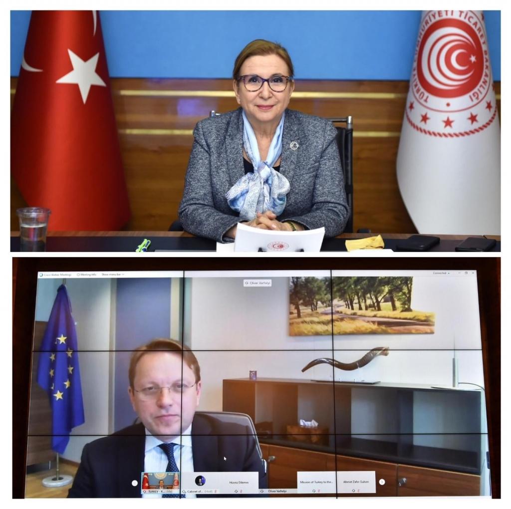 Hiện đại hóa Liên minh Thuế quan: Chìa khóa giúp tăng cường mối quan hệ chặt chẽ với EU