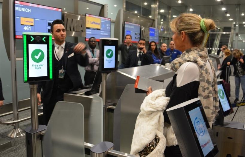 Hải quan Hoa Kỳ triển khai công nghệ sinh trắc học khuôn mặt