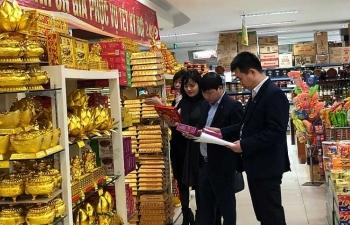 Hà Nội: Hơn 28.00 tỉ hàng hóa phục vụ dịp Tết Kỷ Hợi