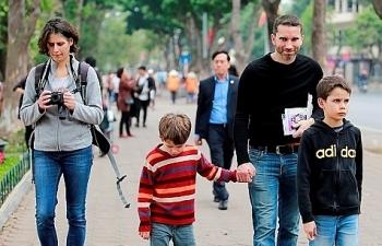 Khách du lịch quốc tế đến Việt Nam tăng chóng mặt