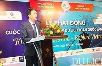 """Phát động cuộc thi ảnh du lịch """"khám phá Việt Nam"""""""