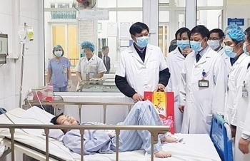 Các cơ sở y tế sẵn sàng ứng phó với dịch viêm phổi cấp dịp Tết