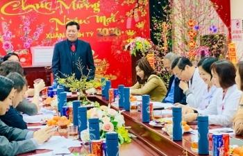 Bộ Y tế kiểm tra công tác trực Tết, chống dịch viêm phổi cấp tại Hưng Yên