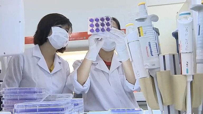 Bước tiến mới trong thử nghiệm vắc xin Covid-19 tại Việt Nam