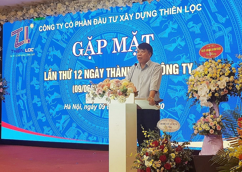 Công ty CP Đầu tư - Xây dựng Thiên Lộc: Khẳng định vị thế với những dự án chất lượng