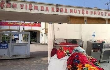Yêu cầu báo cáo vụ trẻ sơ sinh tử vong tại BV Đa khoa huyện Phúc Thọ