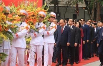 Thủ tướng Nguyễn Xuân Phúc dự kỷ niệm 230 năm chiến thắng Ngọc Hồi- Đống Đa