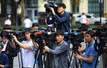 Phóng viên quốc tế dự Hội nghị Mỹ- Triều được du lịch miễn phí Hạ Long, Ninh Bình, Hà Nội