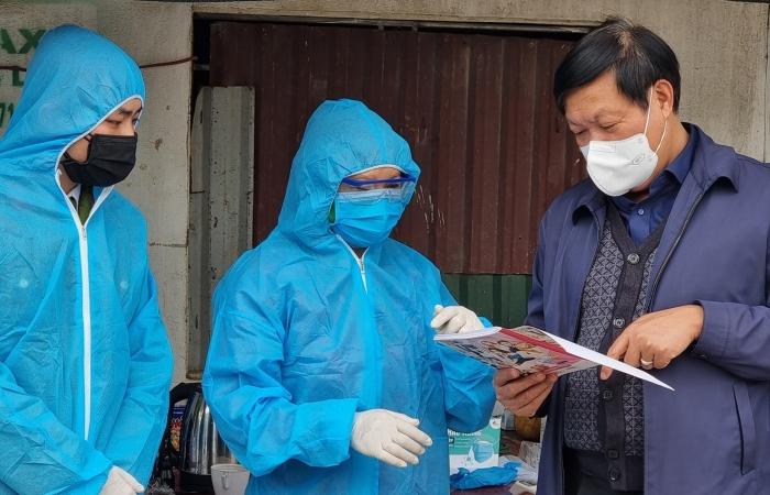 Mở rộng xét nghiệm Covid-19 tại Chí Linh