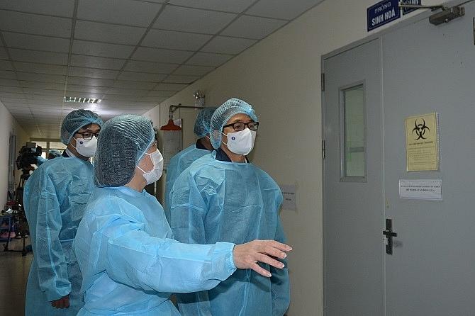 Bộ trưởng Y tế: Hà Nội cần giãn cách, phong toả ở một số quận, huyện