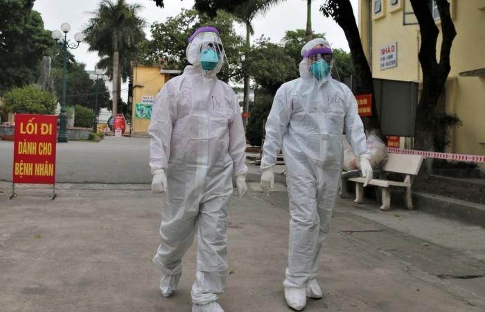 Khẩn cấp chống dịch Covid-19 tại Hưng Yên