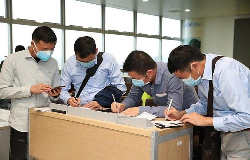 Hà Nội: Ca mắc Covid-19 mới ở quận Cầu Giấy