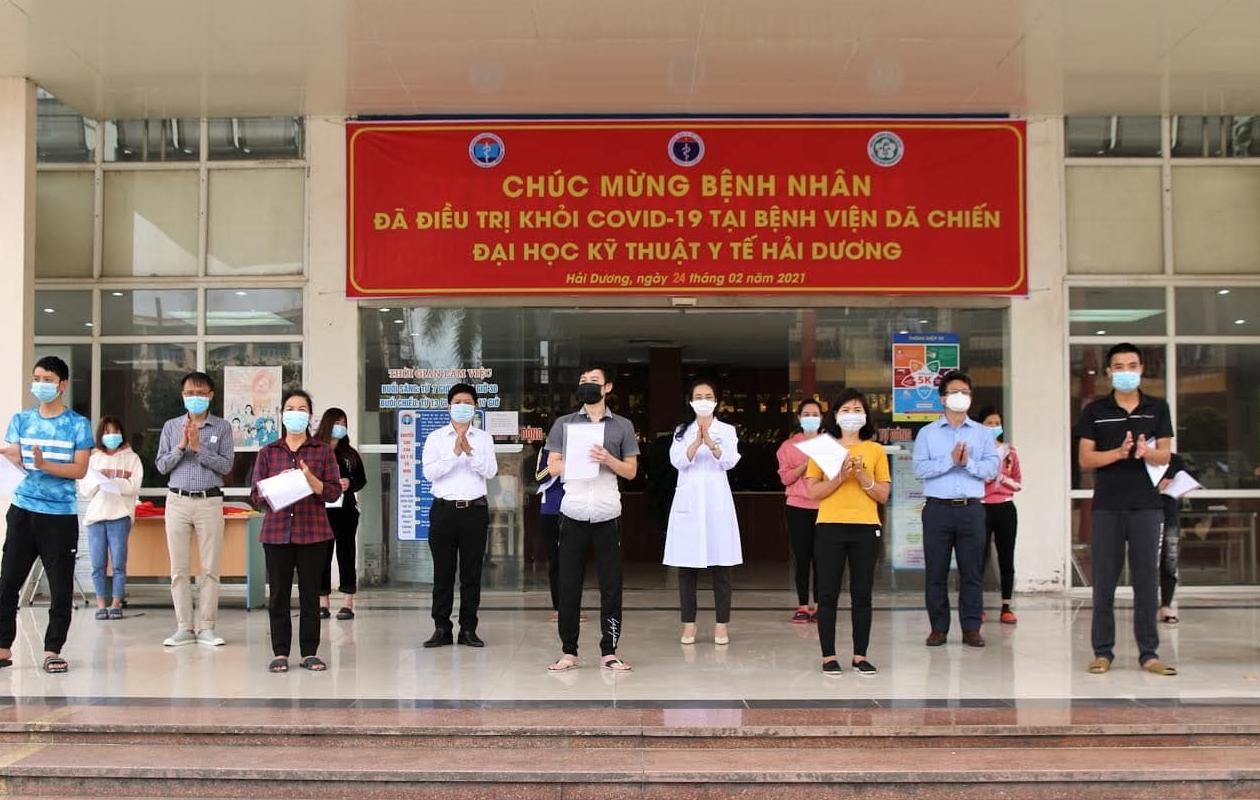 Thêm 9 người nhiễm SARS-CoV-2 tại Hải Dương