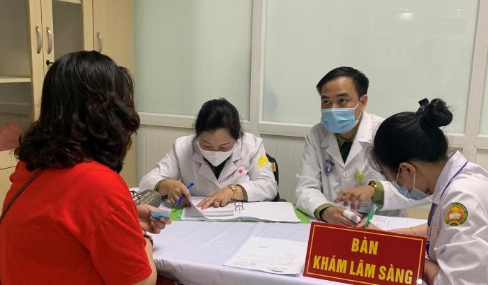 Việt Nam thử nghiệm vắc xin Covid-19 giai đoạn 2