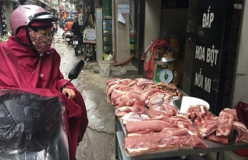 Người dân không nên hoang mang tẩy chay thịt lợn