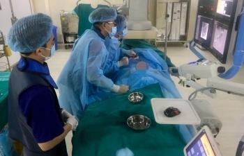 Thêm phương pháp điều trị cho bệnh nhân ung thư gan