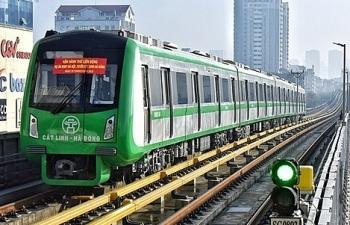 Chưa chốt được thời gian vận hành tuyến đường sắt trên cao Cát Linh- Hà Đông