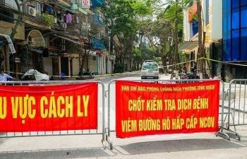 Thêm 2 ca mắc tại Hà Nội, Việt Nam đã có 47 ca mắc Covid-19