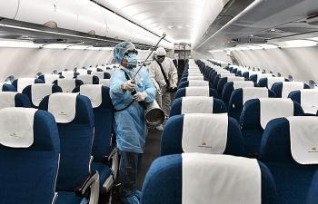Lại thêm một trường hợp dương tính với Covid-19 trên chuyến bay VN0054