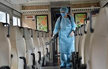 Thêm 3 bệnh nhân dương tính với Covid-19, trong đó 1 người là tiếp viên trên chuyến bay VN0054