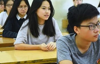 Tuyển sinh lớp 10: Hà Nội nên sớm công bố về môn thi thứ 4