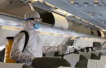Thêm 2 chuyến bay được xác nhận có bệnh nhân mắc Covid-19
