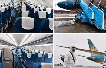 Thông báo khẩn về các chuyến bay có bệnh nhân mắc Covid-19