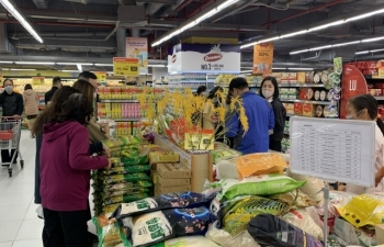 Hà Nội: Các doanh nghiệp dự trữ hàng hóa đến 300%