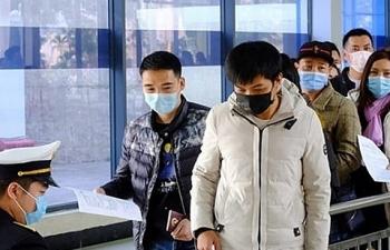 Lại thêm một trường hợp mắc Covid-19 trở về từ nước ngoài, Việt Nam có 123 người nhiễm