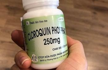Bộ Y tế cảnh báo việc sử dụng thuốc sốt rét để điều trị Covid-19