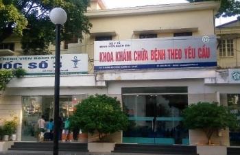 Thông báo khẩn của Bộ Y tế về việc người dân tới khám, điều trị tại BV Bạch Mai vừa qua