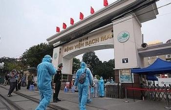 Khẩn cấp ứng phó với 7 nhóm nguy cơ mắc dịch Covid-19 ở Bệnh viện Bạch Mai