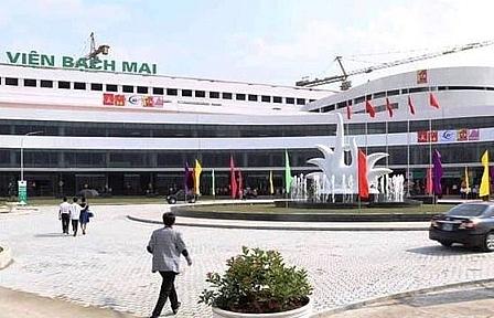 Kiến nghị tạm dừng hoạt động BV Bạch Mai cơ sở Hà Nam