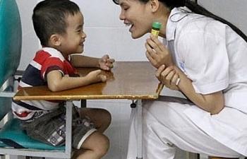 Giai đoạn vàng để can thiệp cho trẻ tự kỷ là 24-36 tháng tuổi