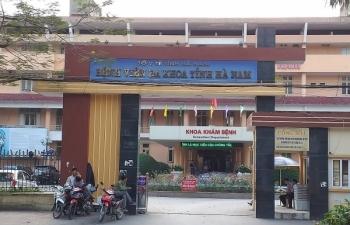 Lãnh đạo Sở Y tế Hà Nam nói gì vụ tạm giam 5 nhân viên y tế do