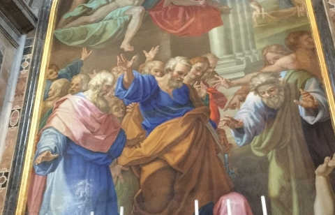 Khám phá kiến trúc của tòa thánh quyền lực nhất thế giới