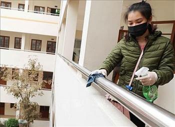 Khuyến cáo về phòng chống Covid-19 ở chung cư