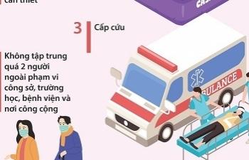 Chủ tịch Hà Nội: Sẽ xử phạt những trường hợp ra đường mà không thuộc diện được phép