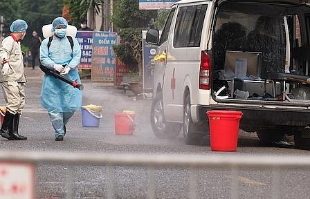 Cách ly toàn bộ thôn Hạ Lôi, Mê Linh- nơi ở bệnh nhân 243